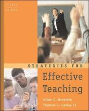 NEW - Strategies for Effective Teaching
