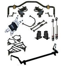 Complete Ridetech Air Suspension System fits 1958 Chevrolet Impala,Sway Bars