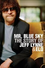 MR. BLUE SKY: THE STORY OF JEFF LYNNE & ELO BBC FOUR DVD DOCUMENTARY + BONUS