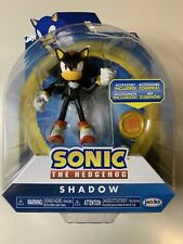 Sonic The Hedgehog Shadow Series 4 Articulated Figure Jakks Pacific  Ships Fast