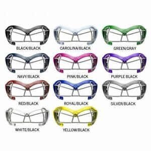 New Cascade Poly Arc Women's Lacrosse Goggles - White