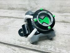 Playmates Cartoon Network Ben 10 Relojes Omnitrix Juguete Accesorio Luces Y Sonidos