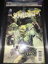 Detective Comics #23.3 CGC 9.8 Fabok Scarecrow 3-D Lenticular Variant Batman