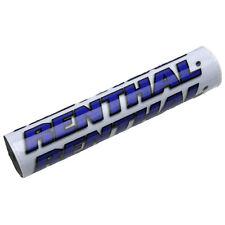 Renthal SX 10 Inch Handlebar Bar Pad-white Blue