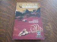 """le livre de poche les neiges du kilimandjaro suivi de """"dix indiens"""" - ERNEST"""