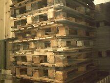 je 1 Stk.stabile Holzpalette 120cm x 80cm Einwegpaletten Paletten Holzpaletten