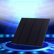 Portable Mini Solar Panel DIY Module For Battery Cell Phone Toy Charger Home