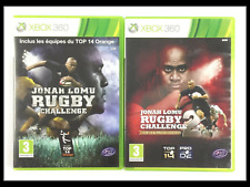 Jonah Lomu. Rugby Challenge 1 y 2. XBOX 360