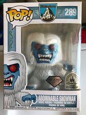 Funko Pop Abominable Snowman Diamond Disney Parks Exclusive - Mint
