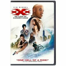 xXx: Return of Xander Cage (DVD 2017)NEW* Action* NOW SHIPPING VIN DIESEL