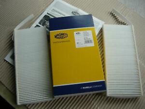 Original Magneti Marelli Innenraumfilter Pollenfilter Renault Kangoo 2 Master 3