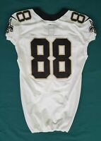 #88 No Nameplate of New Orleans Saints Team Issued Lightly Worn Jersey