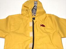 Week-end-a-la-mer Boys Toddler New HOODED SAILING RAINCOAT Sz: 12m RTL: $80 P137
