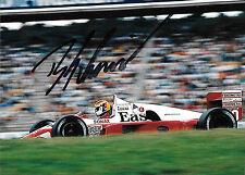 Bernd Schneider SIGNED, F1 Zakspeed 881 , German GP Hockenheim 1988