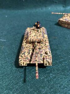 Corgi 20mm WW2 German Panzer V SS group of 3 Metal Wargaming - FREE POSTAGE
