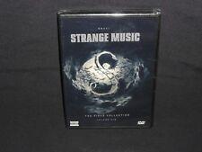 Strange Music - The Video Collection Volume 010, DVD