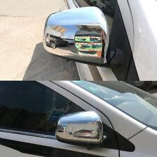 For Mitsubishi Lancer Lancer EX 2008-2014 Chrome Side Rearview Mirror Cover trim