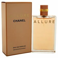 CHANEL ALLURE PERFUME FOR WOMEN EDP 3.4 OZ 100 ML NEW IN SEALED BOX