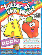 NEW Letter of the Week! by Scholastic