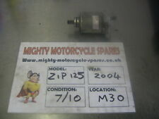 2004 PIAGGIO ZIP 125CC ENGINE STARTER MOTOR 00 01 02 03 04