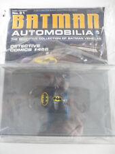 DC - BATMAN AUTOMOBILIA COLLECTION  #21- Detective Comics #456 BATMOBILE MIP!