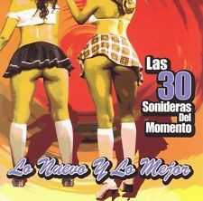 Various Artists: Mexican-Las 30 Sonideras Del Momento. Lo Nuevo Y CD NEW