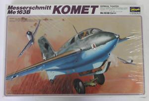 Hasegawa Messerschmitt Me-163B Komet En 1/32 8504