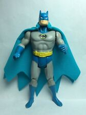 VINTAGE KENNER SUPER POUVOIRS Accessoire-BATMAN 'S turquoise Repro cape & collerette