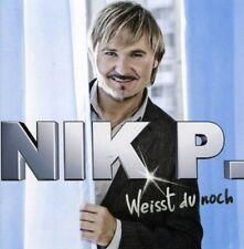 """NIK P """"WEISST DU NOCH"""" CD NEU und OVP"""