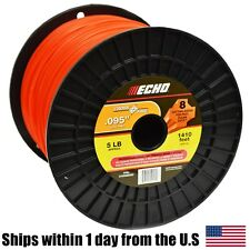 (1) 5Lb Spool Roll Genuine Original Echo Cross-Fire 095 Trimmer Line 316095053