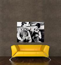 POSTER PRINT PHOTO MOVIE SCREEN TOWED HOLE LAUREL HARDY COMEDY SEB537