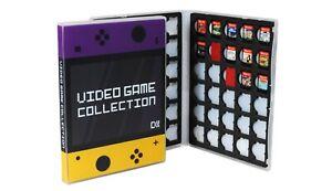 Nintendo Switch Themed Cartridge Case - Purple/Orange Joy-Cons