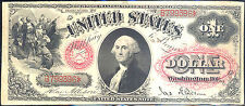 1878 $1 UNITED STATE NOTE-LEGAL TENDER-FR#27-RAR
