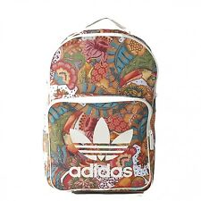 adidas Backpack Classic multi Backpack Rucksack multicolor Schulrucksack BK7041