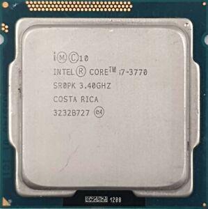 Intel Core i7-3770 3.4GHz Quad-Core Processor