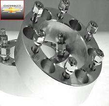 4 Pc. Chevrolet Silverado 1500 6 Lug Wheel Spacers 1.50 Inch # AP-6550C1415-4