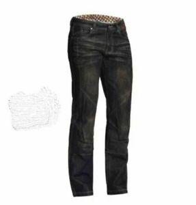 Lindstrands Blaze Men's Denim Motorcycle Jeans Black size 38  £49   60% off RRP