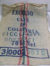 bedruckter Jute Kaffeesack Brasilien oder Indien