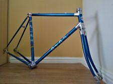 Alan Aluminium Lugged Frame in Gitane Blue  Campagnolo (Classic Italian Frame)