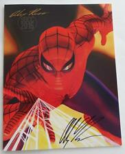 NEW SIGNED ALEX ROSS SKETCHBOOK  LIMITED EDITION  SDCC 2015  EXCLUSIVE