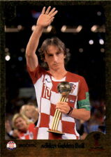 Panini FIFA365 2019 - Sticker 439 - Modric - Golden Ball