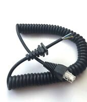 Mic Microphone cable cord for Yaesu radio FT-100D MH-36B6JS FT-90R FT-2600M