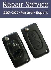 Key Repair Service - Peugeot 207 307 Partner Expert