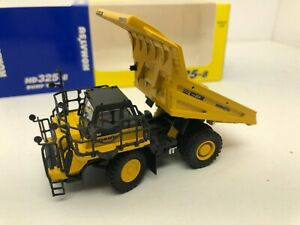 Komatsu HD325-8 diecast dump truck 1/87 scale New in package FREE SHIPPING