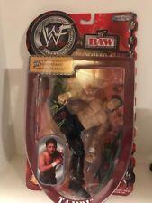 WWF Raw Unchained Fury Tajiri Action Figure Jakks Pacific 2002