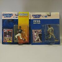 1994 1996 Starting Lineup SLU Chicago White Sox Frank Thomas MLB  Lot of 2
