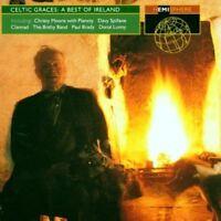 Celtic Graces-A Best of Ireland (1994, HEMIsphere) Davy Spillane, Bill Wh.. [CD]