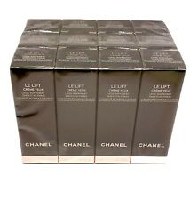 Chanel LE Lift Creme Yeux LISSE Reffermit Smooths-Firms 3ml X 12ml  Total 36ml