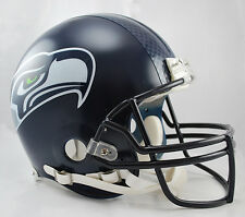 SEATTLE SEAHAWKS - Riddell Proline Authentic Helmet with HydroFx Decal