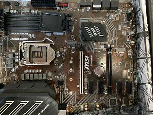 MSI Z390-A PRO LGA1151(Intel 8th and 9th Gen) M.2 USB 3.1 Gen 2 DDR4 Motherboard
